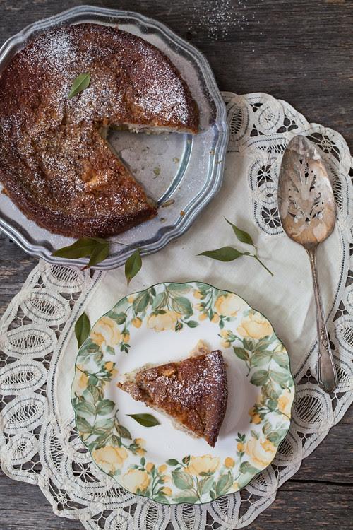 Apple Lemon Cake 2