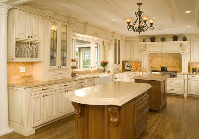 Bellmont Cabinet Co Traditional Kitchen seattle