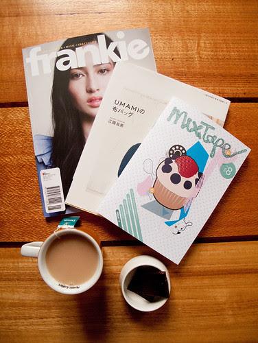 Saturday morning reading