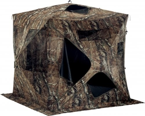 Shooters Ridge Sasquatch Hunting Ground Blind Bow