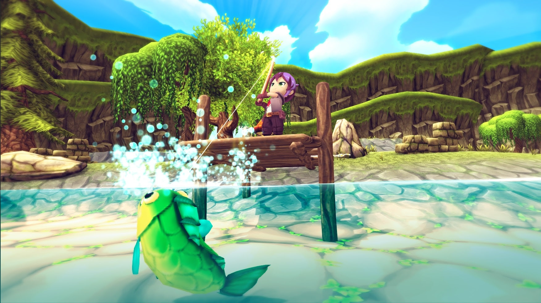 Re:Legend is a co-op monster raising RPG that looks cute as heck screenshot