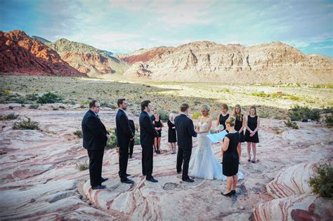Red Rock Canyon Wedding   Las Vegas, NV #vegaswedding #