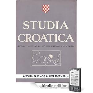 Studia Croatica - números 7-8 - 1962 (Spanish Edition)