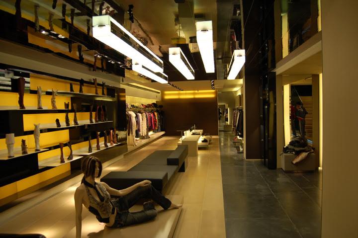 Heaven Luxury Multibrand Store By Artica Budapest Hungary