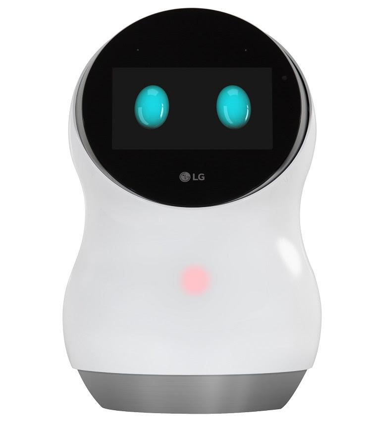 Ιδού τα 4 ευφυή ρομπότ που θα παρουσιάσει η LG στη CES 2017