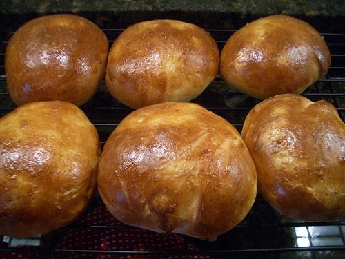 Milk Bread Rolls