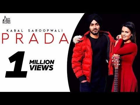 Prada Lyrics - Kabal Saroopwali