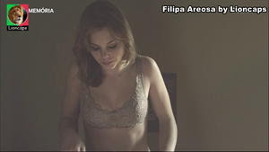 Filipa Areosa sensual em vários trabalhos
