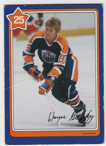 Gretzky 25 front