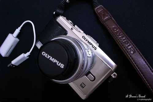 Olympus E-P3 with MZD 14-42mm
