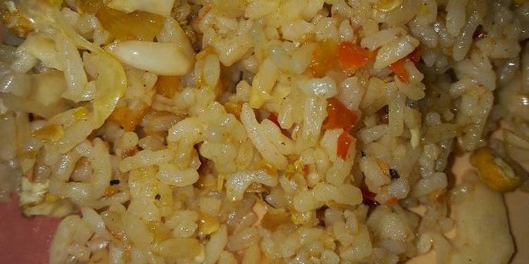 Resep Nasi Goreng Jawa Gila Oleh Yustin Eka Orin