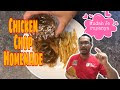 Resepi Chicken Chop Dan Sos Black Paper Homemade | Sos Black Paper Simple