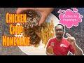 Resepi Chicken Chop Dan Sos Black Paper Homemade | Sos Black Paper Simple