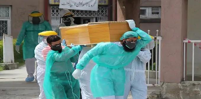 Coronavirus claims 58 more lives in Pakistan