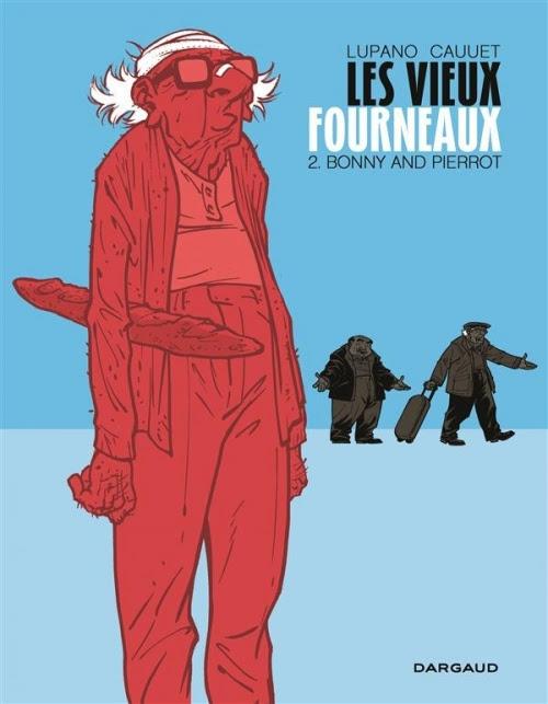 Couverture Les vieux fourneaux, tome 2 : Bonny and Pierrot