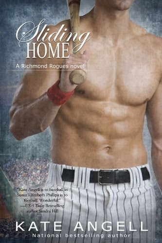 Sliding Home (A Richmond Rogues Novel) by Kate Angell
