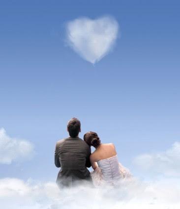 89 Gambar Awan Romantis Terlihat Keren
