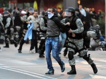 ΠΓΔΜ: Ένας φόνος έφερε την έκρηξη ένα βήμα πιο κοντά