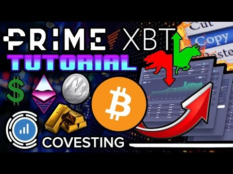 PRIME XBT Exchange Tutorial: How to Long or Short Bitcoin, FX, Gold   Copy Leverage Trading [Review]