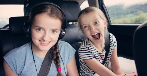 Science reveals an interesting fact that the younger siblings are the funniest one!