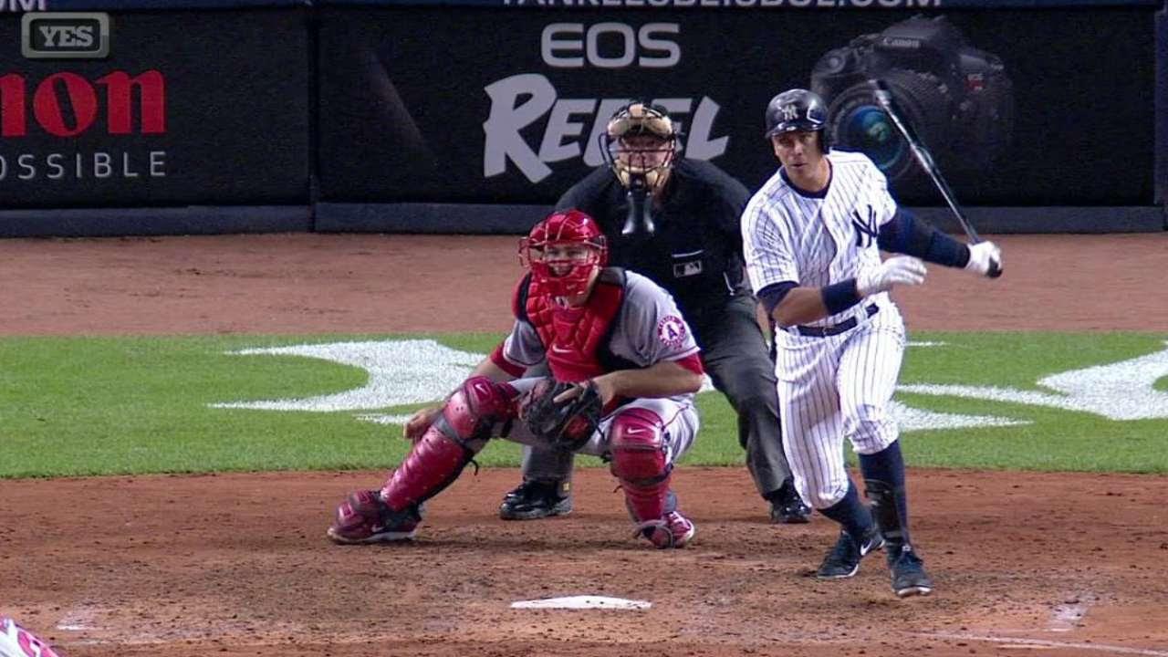 A-Rod conecta 4 hits en noche histórica y N.Y. gana