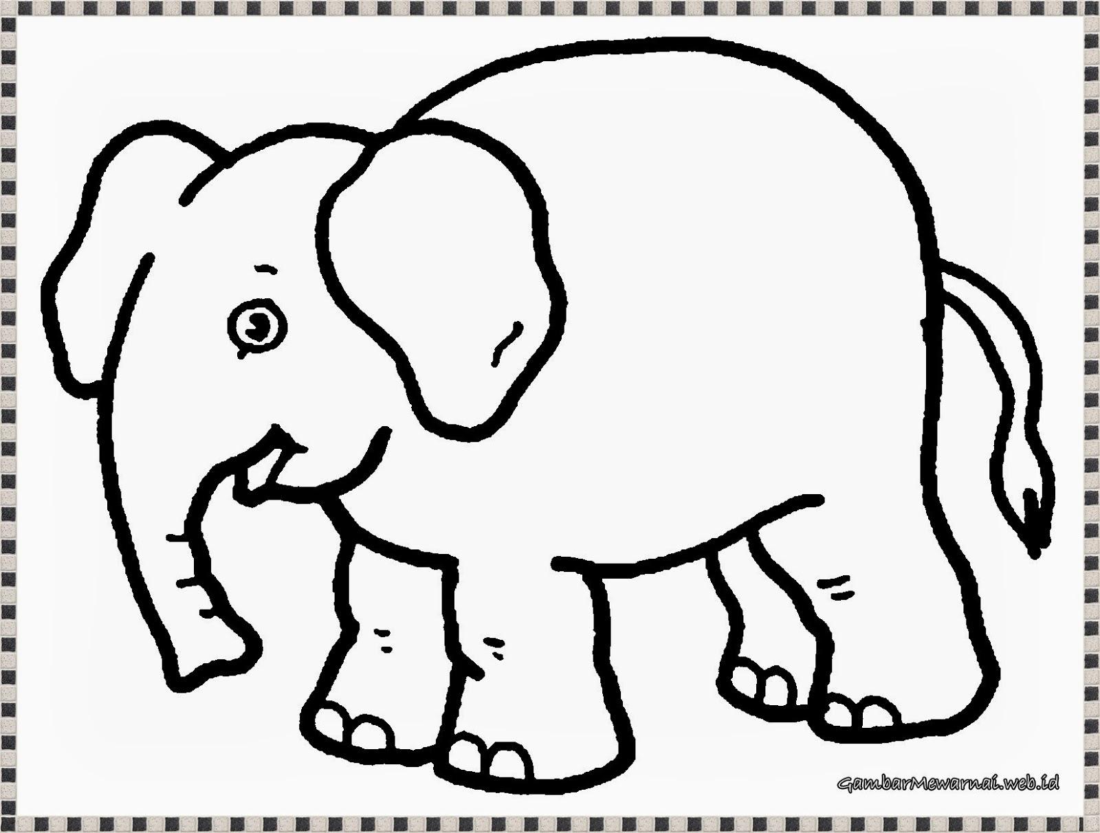 860+ Gambar Ilustrasi Binatang Yang Mudah Digambar Gratis Terbaik