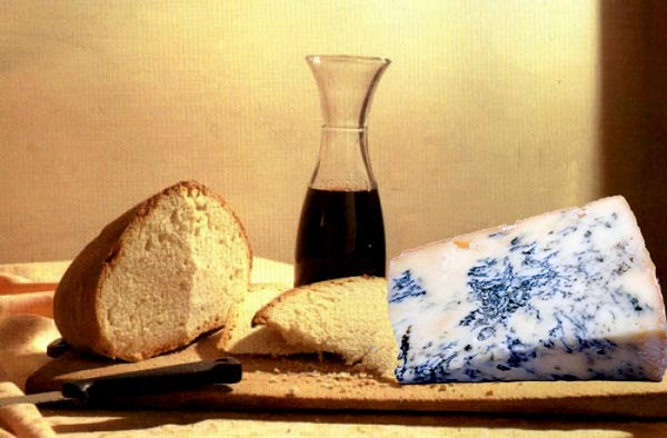 gorgonzola pane e vino