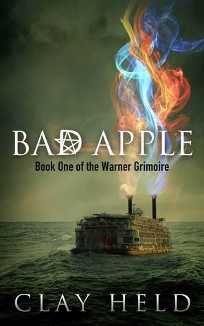 Bad Apple (The Warner Grimoire, #1)