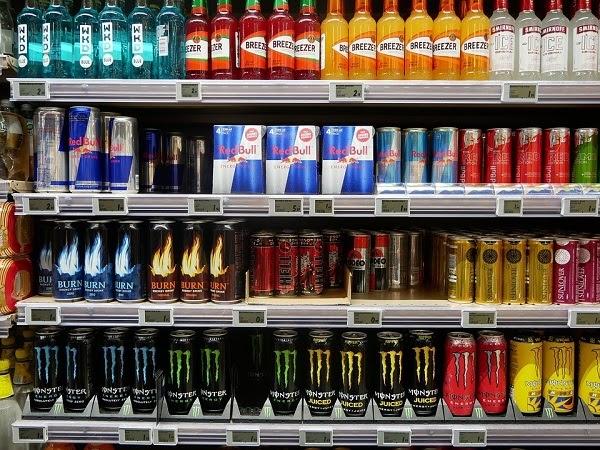 Las bebidas energéticas son incluso peores de lo que se pensaba  f451b1530b6