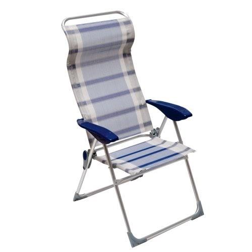 camp 4 venezia comfort 910130 fauteuil pliant mobilier de camping chaises. Black Bedroom Furniture Sets. Home Design Ideas
