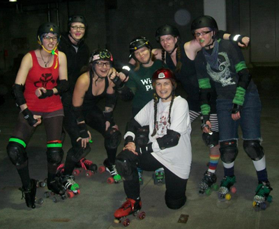 fierce roller girls