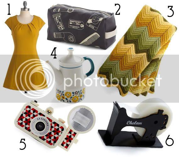 modcloth fall items