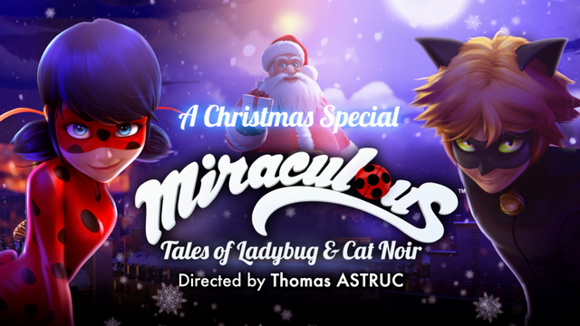 Miraculous Tales of Ladybug & Cat Noir – A Christmas Special Hindi Download FHD