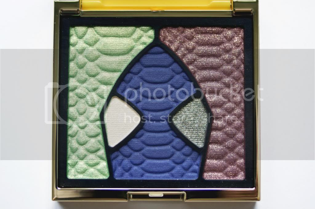 Smashbox x Santigold The Santigolden Age Summer 2014 Collection Eye Shadow Collage Earth As We Know It review swatches