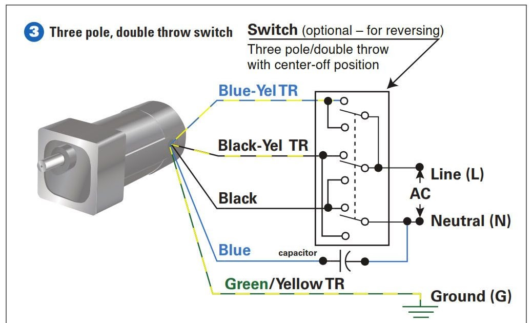 Navigation Switch Wiring
