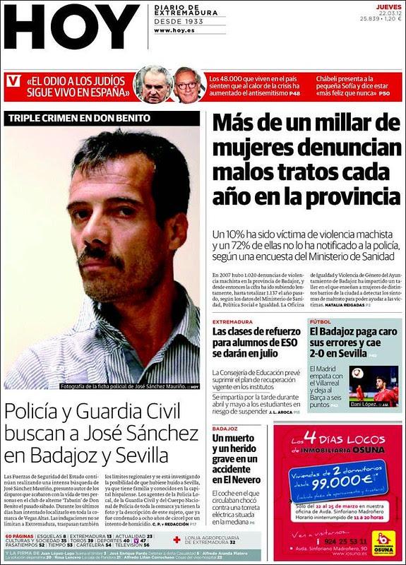 Hoy Badajoz