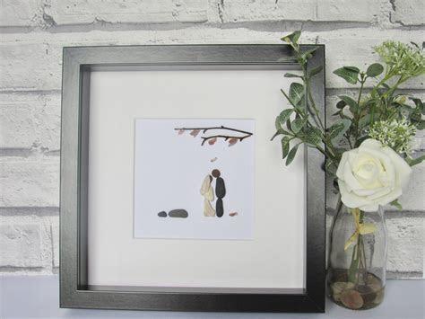 Wedding memento, beach wedding frame decor, wedding gift