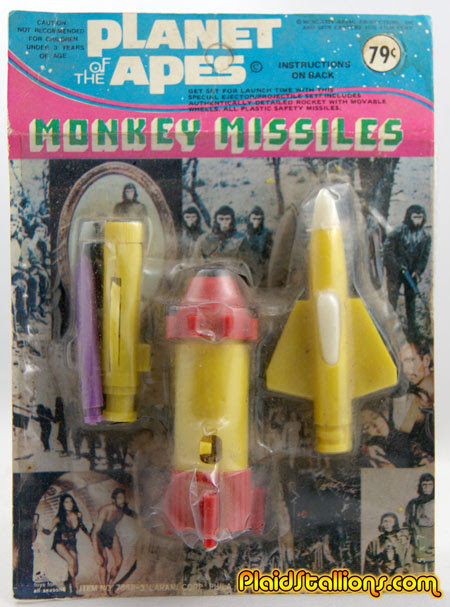 Planet of the Apes toy by Larami