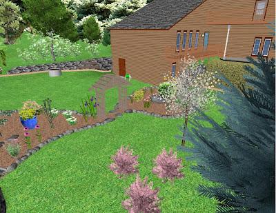 Northern Exposure Gardening: 3D Virtual Garden Design: The ...