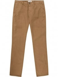 Reiss Senator Slim Casual Trouser Rust