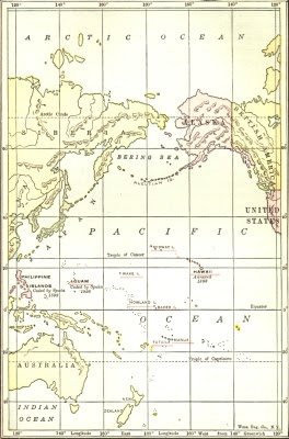American Dominions in the Pacific
