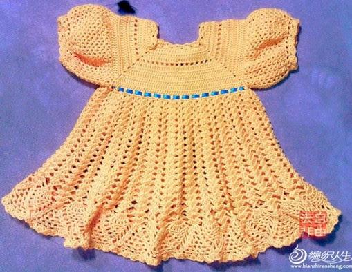 Dress summer elegant hook for a little girl, details of the photo / 4683827_20120704_200530 (509x394, 88Kb)
