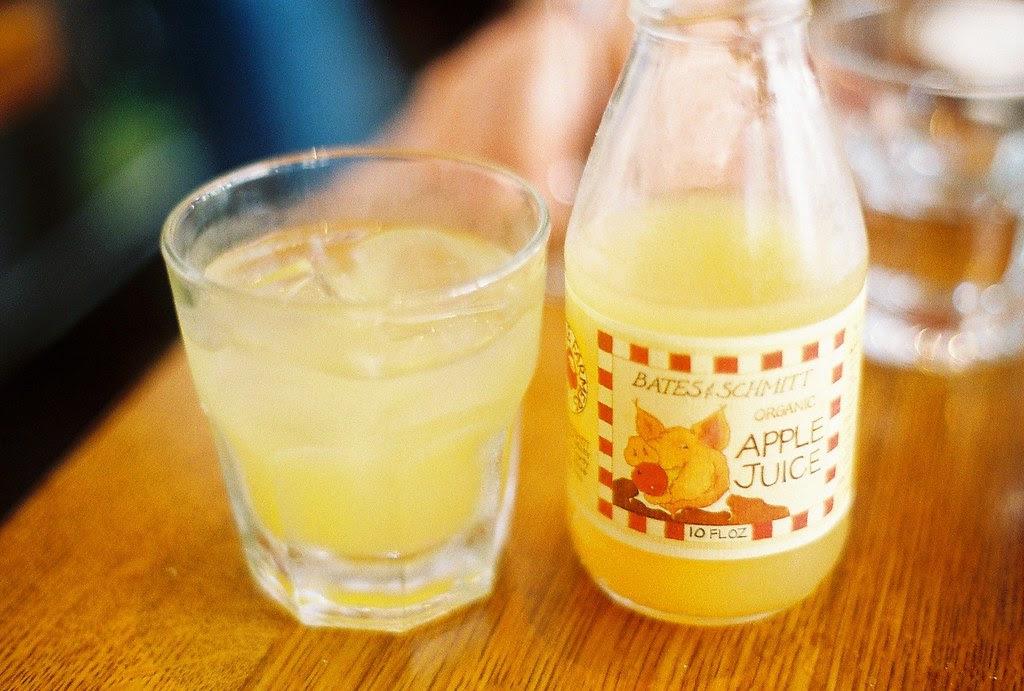 bates & schmitt organic apple juice
