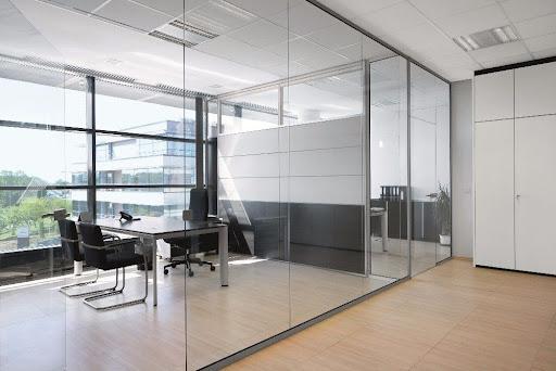 Office Glass Partition Dubai