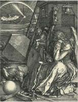 Melancolia I, de Durero