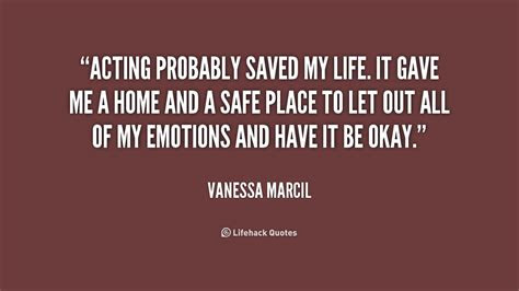 U Saved My Life Quotes