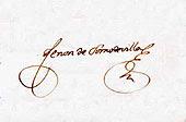 Firma Marqués de la Ensenada
