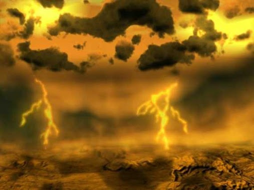 lightning-storms-on-Venus