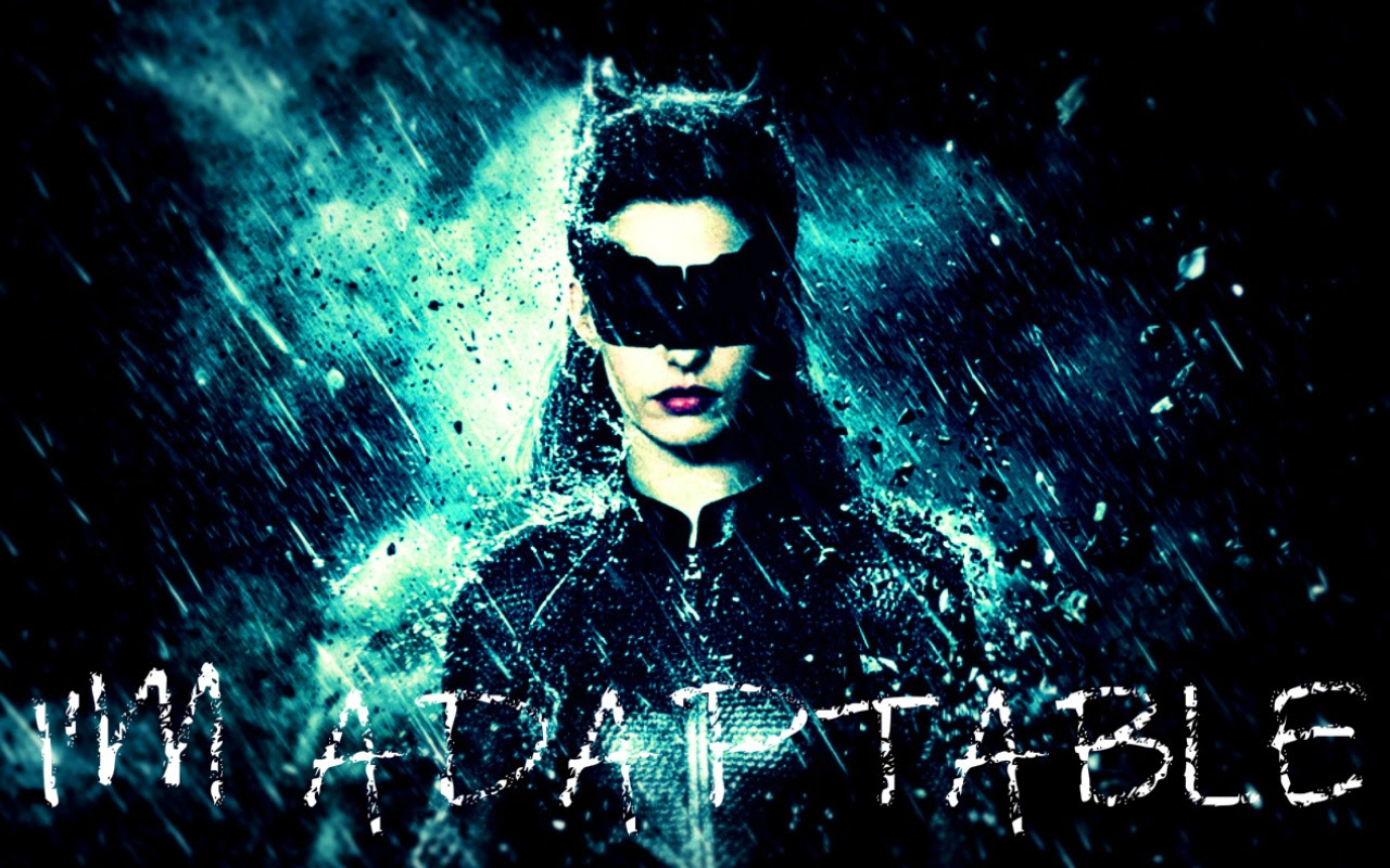 Catwoman The Dark Knight Rises Wallpapers Mobile Wallpapers