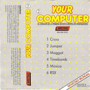 Your Computer Amstrad (2)